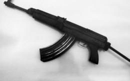 Khẩu AK mang số hiệu 79806
