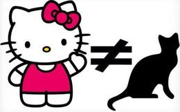 """Nguồn gốc """"bé"""" Hello Kitty vẫn bị lầm tưởng là mèo"""