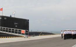 Sĩ quan, thủy thủ tàu ngầm Hà Nội đón Tết như thế nào?