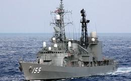Hạm đội tàu khu trục nhỏ đáng nể của Hải quân Nhật