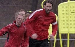 Nghi vấn Ruud van Nistelrooy trở lại, khoác áo Man United