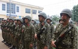 Quân đội huy động lực lượng bảo vệ kỷ niệm chiến thắng ĐBP