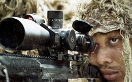 Bí quyết bắn súng trong trời mưa của xạ thủ bắn tỉa Mỹ