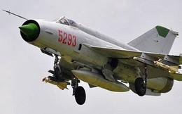 Bất ngờ lớn về khả năng mang vũ khí của MiG-21bis Việt Nam