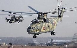 Nga bán cho Trung Quốc trực thăng vận tải số 1 thế giới