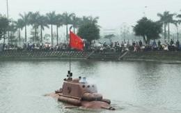 Tàu ngầm Trường Sa mới chạy như cano thì chưa thể nói đến AIP