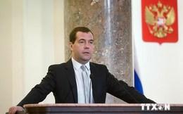 Thủ tướng Nga đặt điều kiện đàm phán khí đốt với Ukraine