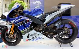 Cận cảnh siêu xe đua Yamaha M1 giá 20 tỷ đồng