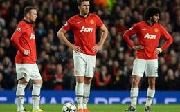 Sao Man United đua nhau... xấu hổ không dám ra đường