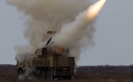 """""""Mãnh thú"""" Pantsir bắn hạ máy bay Ukraine xâm phạm Crimea"""