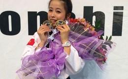 Châu Tuyết Vân vô địch thế giới lần thứ tư