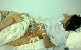 Vụ xe bus tông cô gái thủng tử cung ở Hà Nội: Lái xe nói gì?