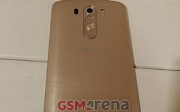 LG G3 sẽ tiếp bước phong cách vàng champagne sang trọng?