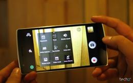 """""""Đập hộp"""" chiếc OnePlus One đầu tiên tại Việt Nam"""