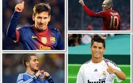 Bốc thăm vòng bảng Champions League: Tử thần sẽ gọi tên ai?