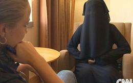 """Nữ giáo viên đào tẩu khỏi IS vì """"vỡ mộng đẹp"""""""