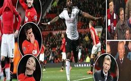 Man United 2-2 Fulham: Bản lĩnh của một ông lớn...