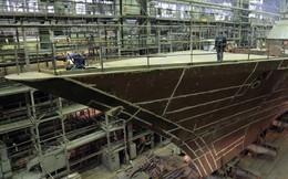 Hải quân Nga có nên đóng khu trục hạm nguyên tử?