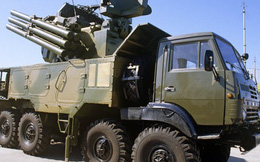 """Nga muốn bán """"mãnh thú"""" Pantsir-S1 cho Malaysia"""