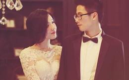 JVevermind và hot girl Mie Nguyễn bất ngờ đăng ảnh cưới