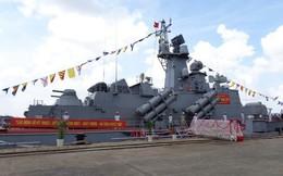 2 tàu tên lửa Molniya Việt Nam tự đóng sẽ được biên chế ở đâu?