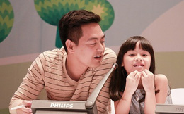 """MC Phan Anh không dám cho con gái xem """"Bố ơi, mình đi đâu thế"""""""