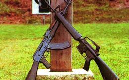 AK-47 và M16 súng nào bắn chính xác hơn?