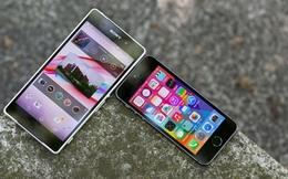 Xu hướng: Nên mua Sony Xperia Z2 hay iPhone 5S?