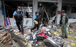 Xả súng, đánh bom ở Nam Thái Lan, quan chức thương vong