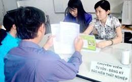 Làm ngoài rồi đỗ công chức, bảo hiểm thất nghiệp có được tính?