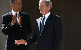 """Di sản của Bush """"ám quẻ"""" Obama"""