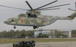 Pakistan muốn mua trực thăng Mi-26