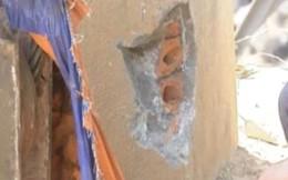 Lai Châu nói về 'trụ cầu sập xây cả bằng gạch'