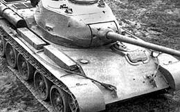 """T-44 - Chiếc xe tăng sinh """"nhầm thời"""" của Liên Xô"""