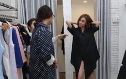 """Bạn gái cũ Trấn Thành tự tin diện quần """"siêu ngắn"""""""