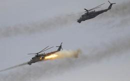"""Chiêm ngưỡng hệ thống trực thăng """"sừng sỏ"""" của Nga"""