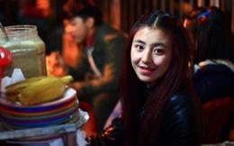 Những hình ảnh mới nhất về hot girl bánh tráng trộn Đà Lạt
