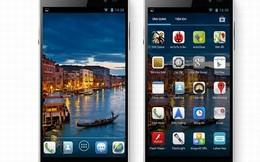 Smartphone thiết kế phong cách Ý giá Việt Nam