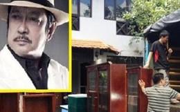 Nghệ sĩ Chánh Tín dọn nhà trả cho ngân hàng