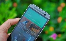 Cận cảnh HTC M8 khoe vẻ đẹp cứng cáp, sang trọng
