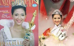 Khoảnh khắc rực rỡ nhất của các Hoa hậu Việt