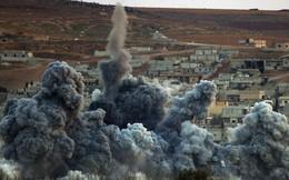 24h qua ảnh: Khói bụi cuồn cuộn ở Kobani sau đợt oanh tạc