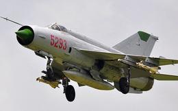 R-60 - Tên lửa đối không chủ lực của MiG-21 và Su-22 Việt Nam