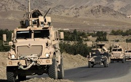 Ukraine muốn có thiết bị quân sự cũ của Mỹ ở Afghanistan