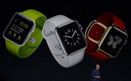 Tim Cook: Apple Watch là đồng hồ tốt nhất thế giới
