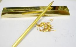 Những món đồ bằng vàng xa xỉ của giới thượng lưu