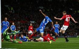 Man United 3-1 Hull City: Ánh sáng từ James Wilson
