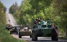 """""""Mổ xẻ"""" xe thiết giáp Ukraine tung hoành ở miền Đông"""