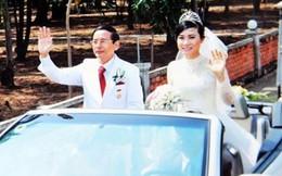 Đại gia Lê Ân, Yvonne Thúy Hoàng và chuyện tình yêu không tuổi