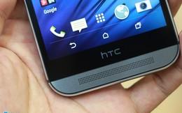 HTC M8 siêu bền bị ô tô cán qua dùng vẫn tốt